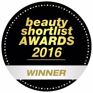 beauty shortlist award 2016