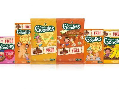 Organix Goodies Gruffalo on pack promotion